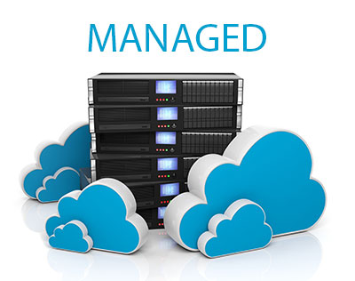VPS server full managed