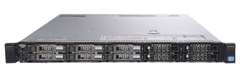 Dell PowerEdge R620 1F